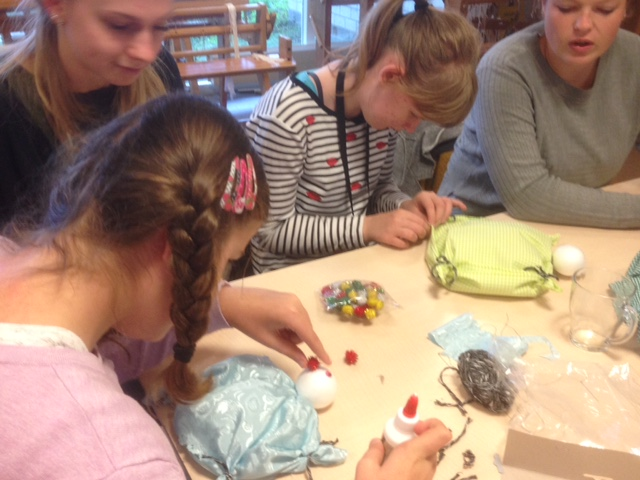Creatieve workshops voor kinderen met een beperking en hun ouders