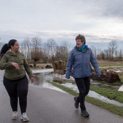 sportmaatjes sportief wandelgroep zoetermeer.